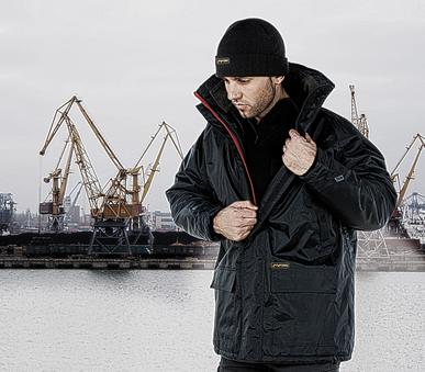 Vestuario laboral para ambientes fríos | MarcaPL