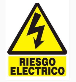 RIESGO ELÉCTRICO Y NORMATIVAS