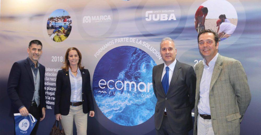 BUNZL Spain renueva patrocinio con Ecomar