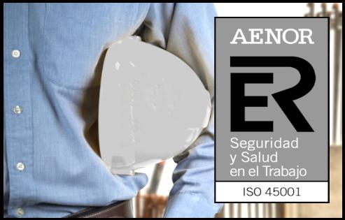 MARCA RENUEVA LA CERTIFICACIÓN ISO 45001:2018