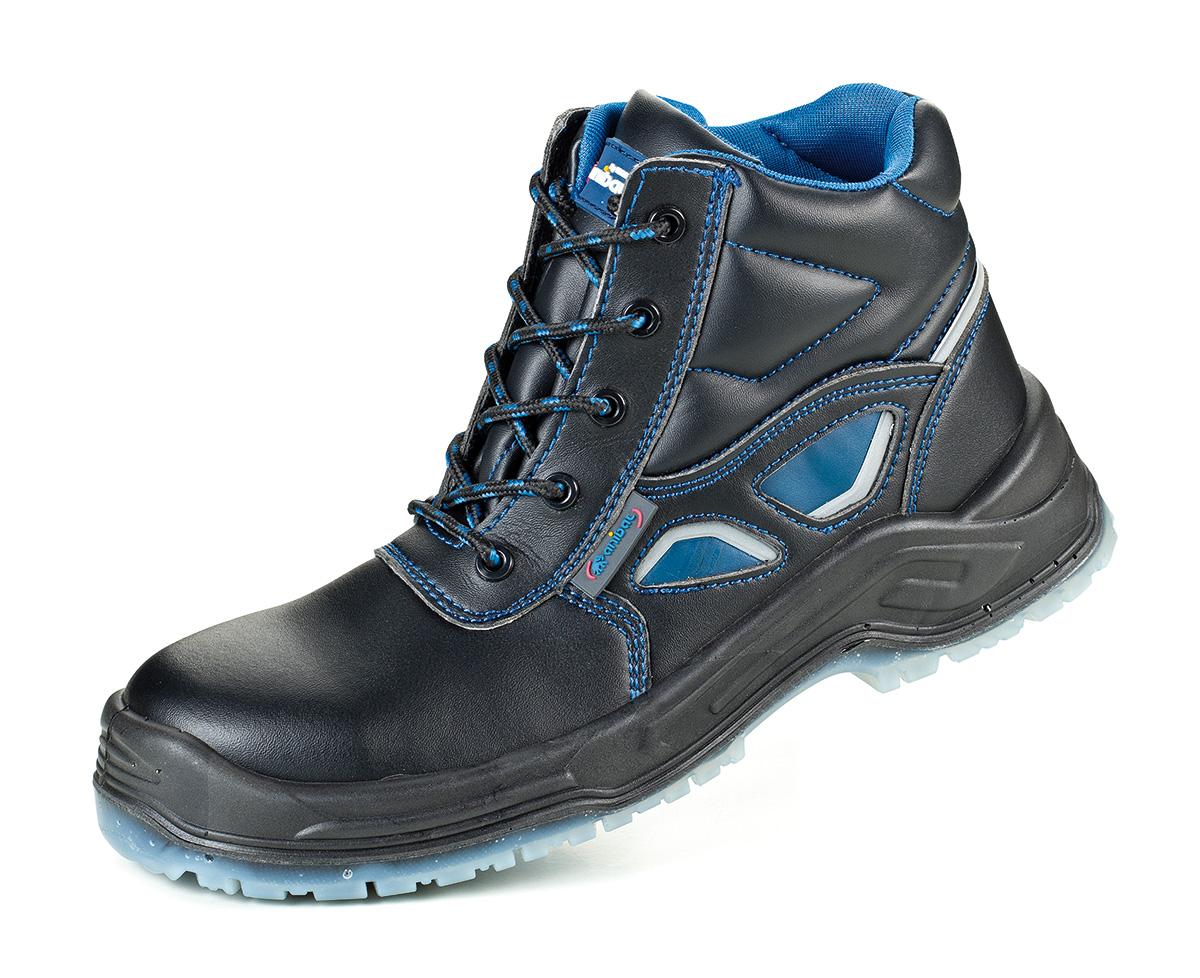 ® zapatos de trabajo talla 42 zapatos de seguridad protección laboral zapatos de piel s3 Pro Tec