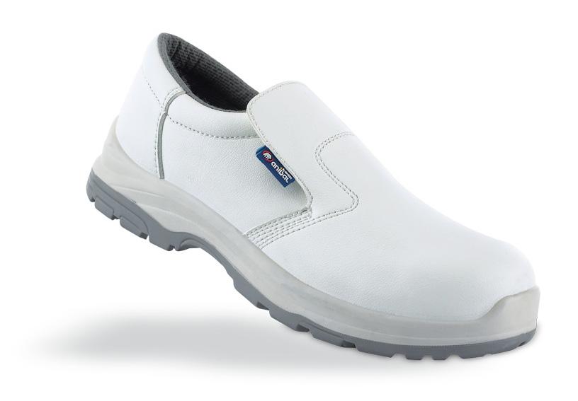 Zapato Calzado S2 de ZBM PRO Serie 1688 mod Seguridad Blanca qp8Ey7w