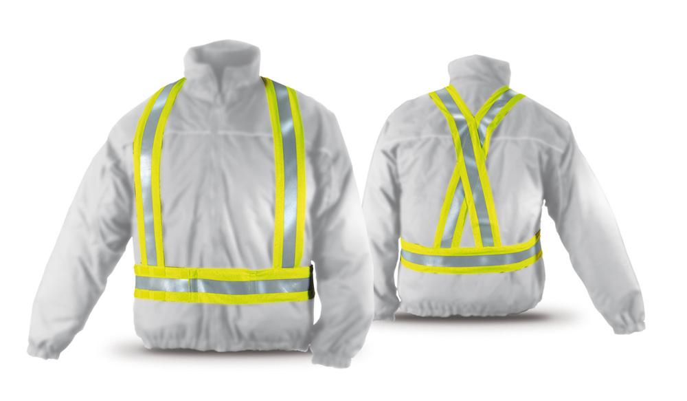 Productos Alta Visibilidad Chalecos Ref 288 Ahv Marca Proteccion Laboral