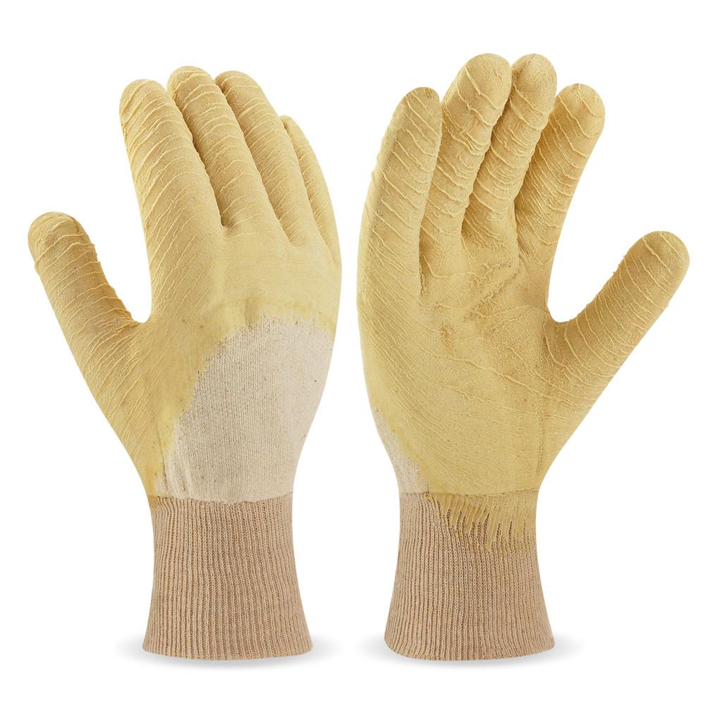 d76beda45de | Productos | Guantes de Trabajo | Latex con soporte | Ref. 688-LT TOP |  Marca Protección Laboral