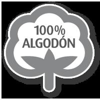 100% Algodón